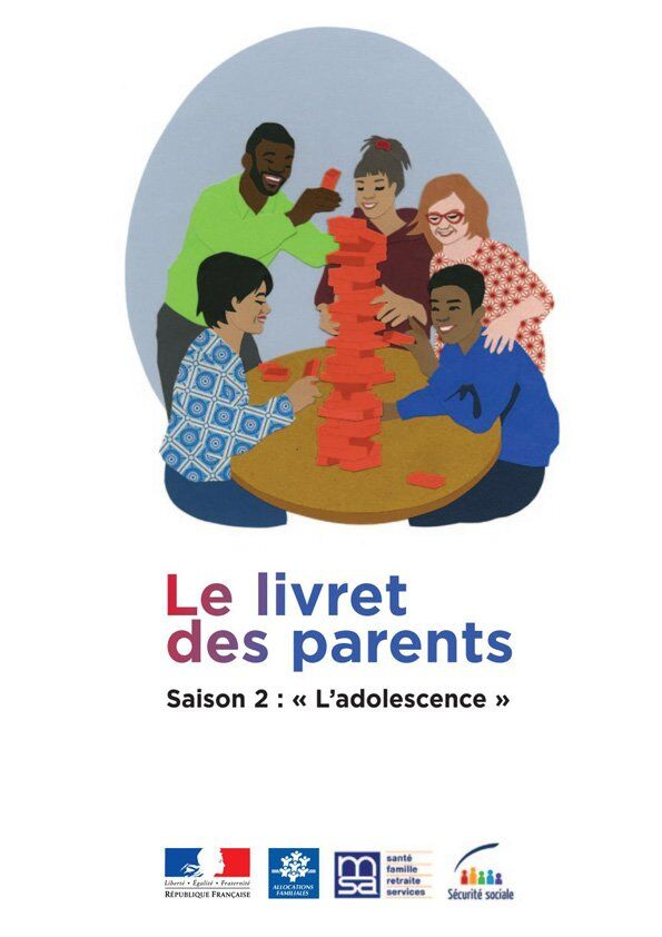 2017 - Livret des parents L'adolescence